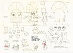 Hucua Model Sheet (3)