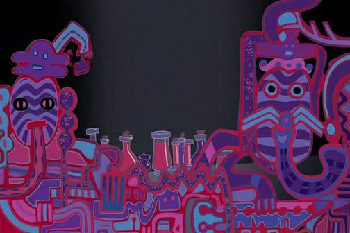 El Laboratorio de Yzma