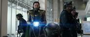 Loki Tesseract - Avengers Endgame