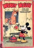 Mickey and Tanglefoot