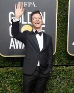 Sean Hayes 75th Golden Globes