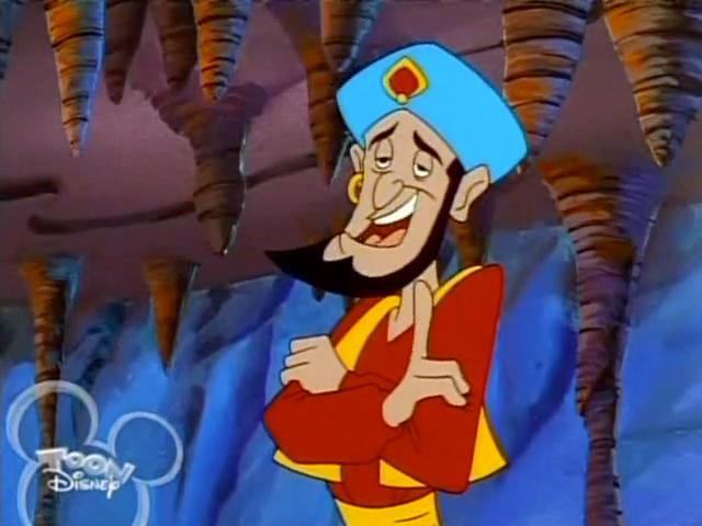 Genie (Timon & Pumbaa)