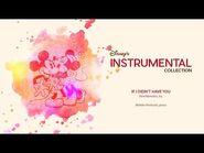 Disney Instrumental ǀ Makiko Hirohashi - If I Didn't Have You-2