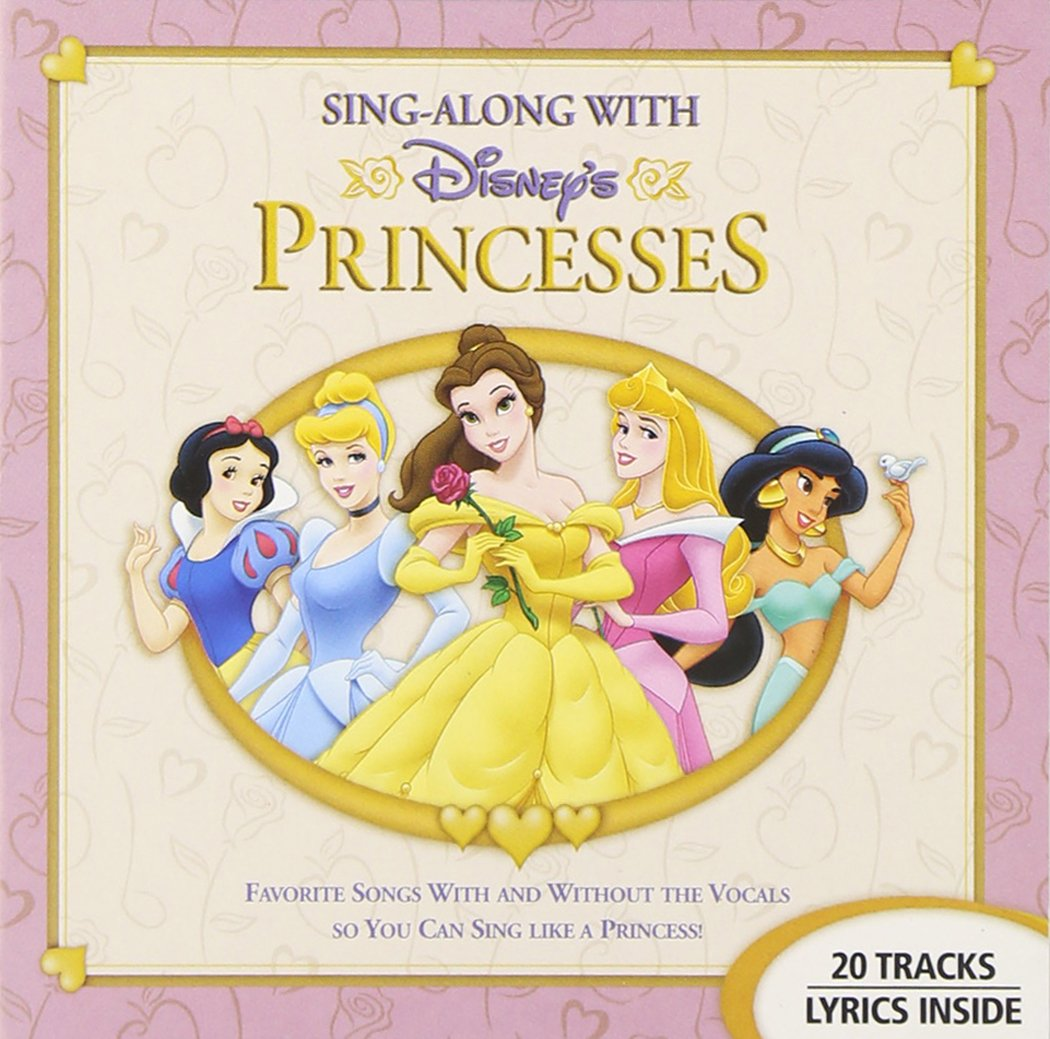 Disney's Princess Sing-Along Album