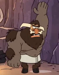 Gravityfalls Pituitaur sniffing his pits.png