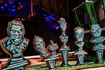 HMH 2019 Gingerbread Singing Busts