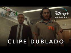 Loki - Apresentando o Agente Mobius - Clipe Oficial Dublado - Marvel Studios
