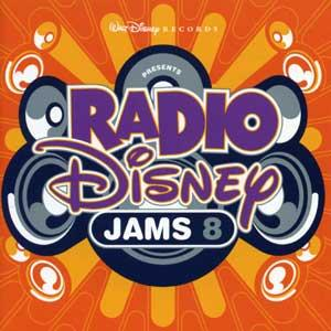 Radio Disney Jams, Vol. 8