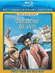 Treasure Island Blu ray