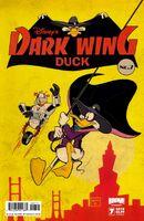 Darkwing Duck Issue 7B