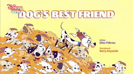 Dog's Best Friend (101 Dalmatian Street)