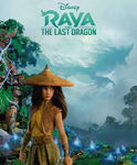 Raya and the Last Dragon Poster Raya