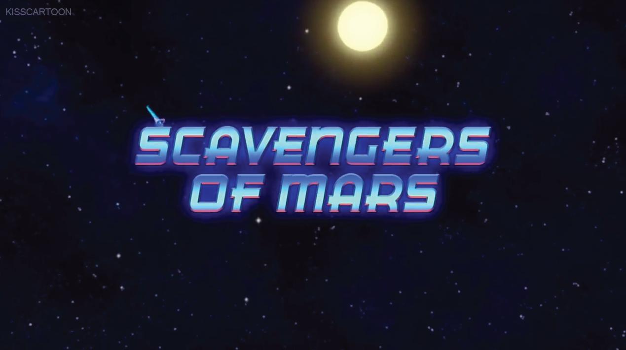 Scavengers of Mars