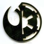 WDW - Star Wars Weekends 2006 - Frame Set Medallion
