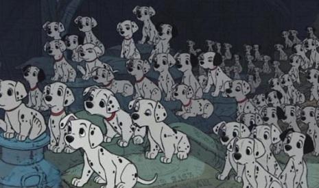 Los Cachorros Dálmata