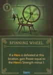 DVG Spinning Wheel