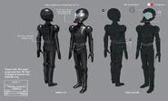 Double Agent Droid concept 1