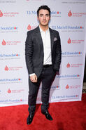 Kevin Jonas 39th NYH Gala