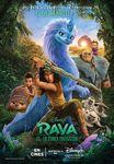 Raya and the Last Dragon spanish poster (2)