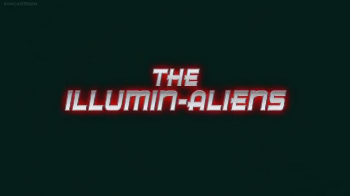 The Illumin-Aliens