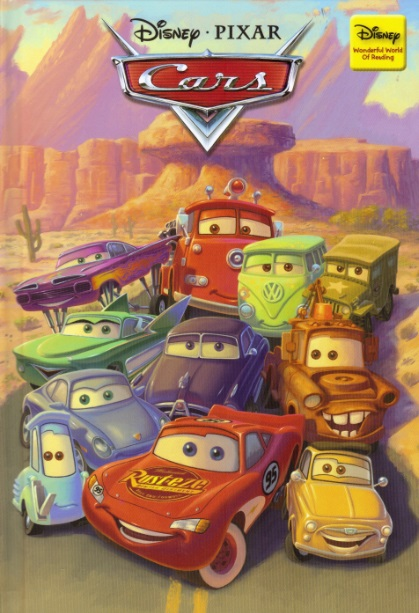 Cars (Disney Wonderful World of Reading)