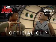 Official Clip - LEGO Star Wars Holiday Special - Disney+
