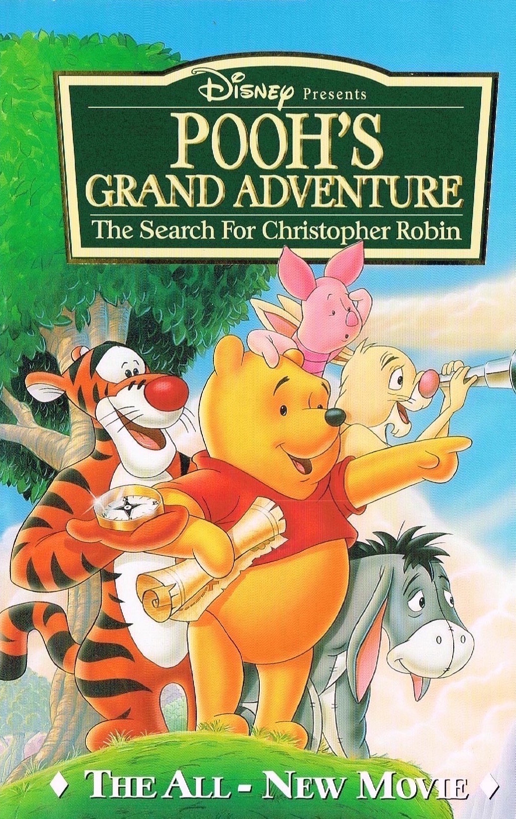 Pooh's Grand Adventure: The Search for Christopher Robin (video)