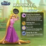 Rapunzel DHBM Promo