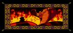 Snake Jafar in Aladdin - The Video Game