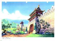 AdventuresOfTheGummiBears-TheMagnificentSevenGummies-BackgroundColorConceptArt-Shangwu02
