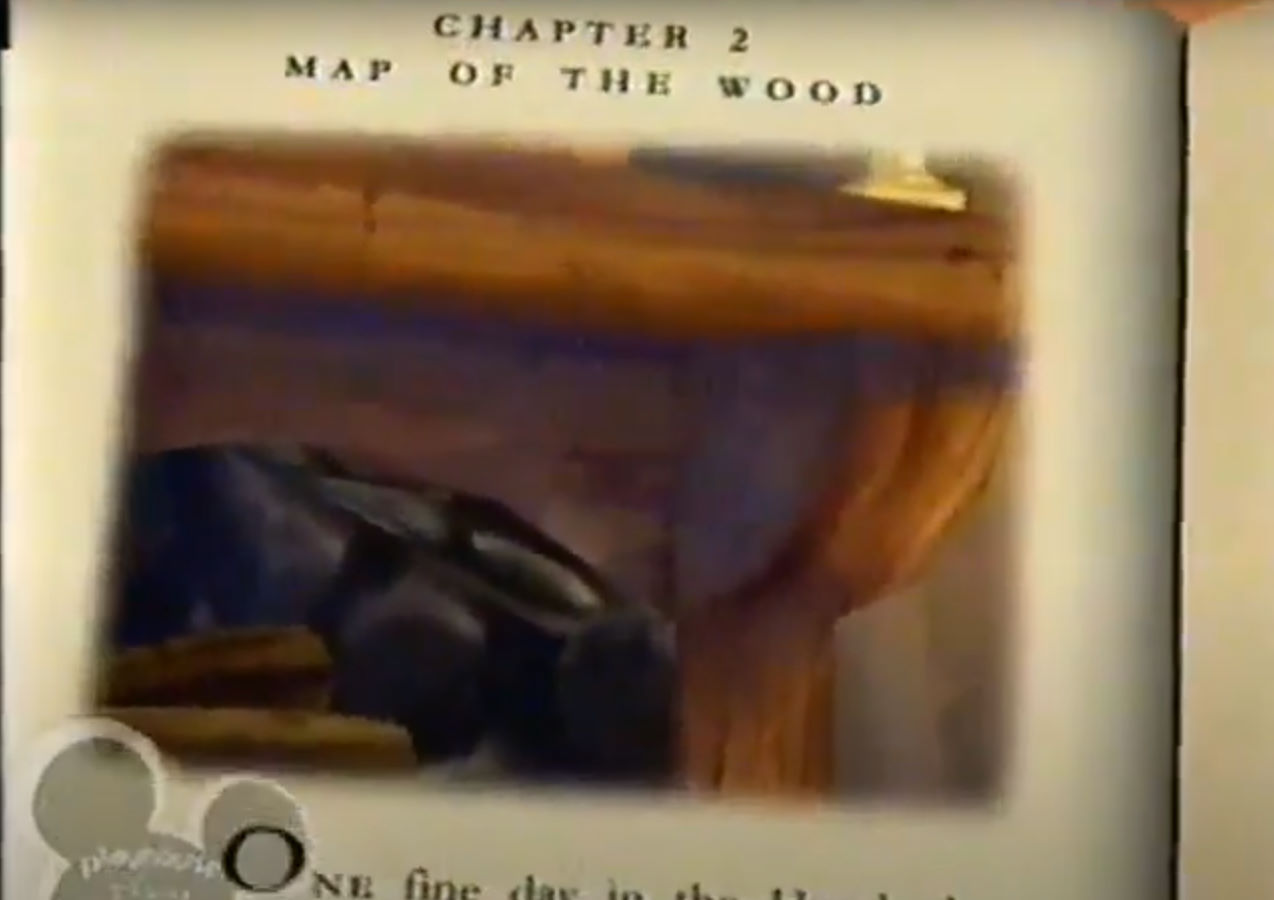Map of the Wood