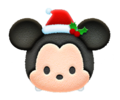 Holiday Mickey Tsum Tsum Game