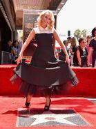 Kristin Chenoweth Walk of Fame