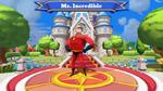 Mr. Incredible Disney Magic Kingdoms Welcome Screen