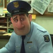 Sergeant Gerson