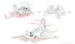 TOH concept art - The Boiling Isles 1