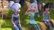 Winter Fairies Wake Up