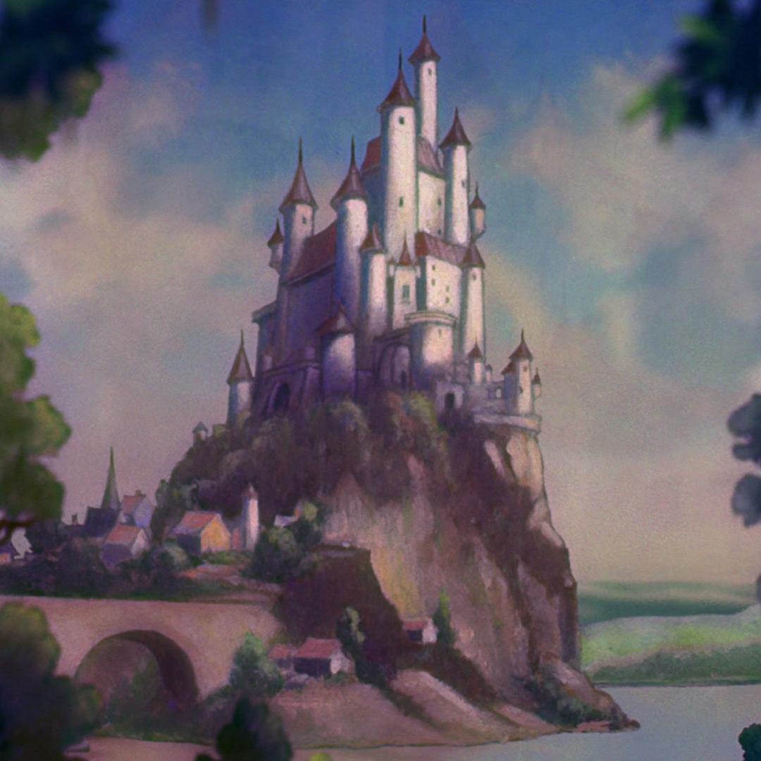 El Castillo de la Reina Grimhilde