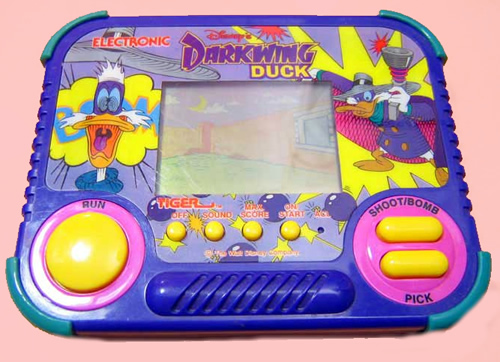Darkwing Duck (Tiger Electronics)