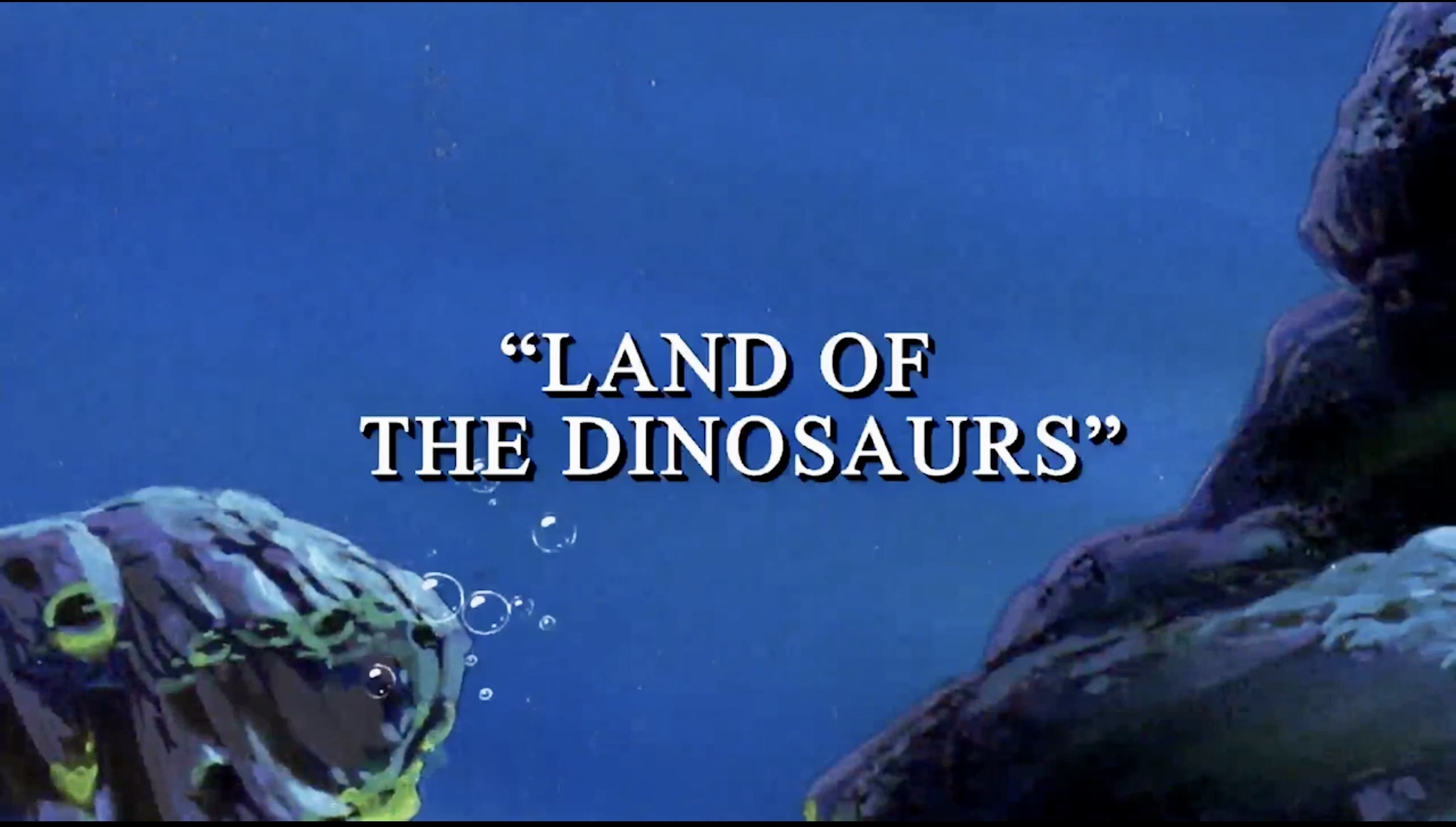 Land of the Dinosaurs/Gallery