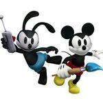 Mickey and Oswald. Epic Mickey 2 art
