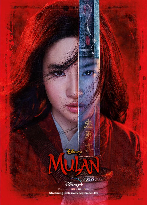 Mulán (película de 2020)
