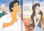 Walt-Disney-Book-Images-Sir-Grimsby-Prince-Eric-Vanessa