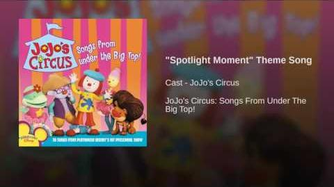 Spotlight Moment Theme Song