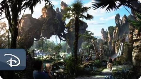 AVATAR at Disney's Animal Kingdom Will Transport, Transform Guests Walt Disney World