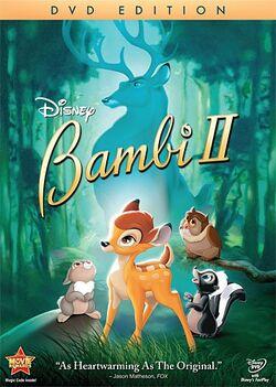 Bambi II 2011 DVD.jpg