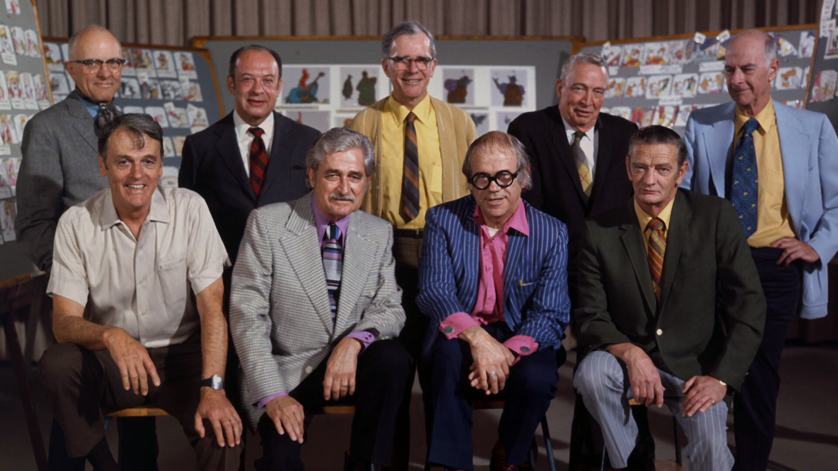 Disney's Nine Old Men
