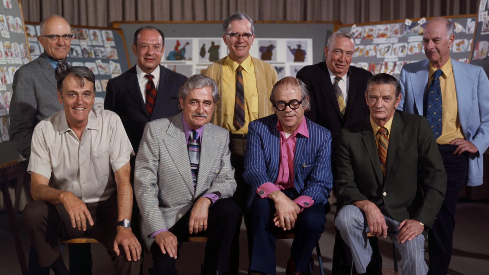 Disney's Nine Old Men