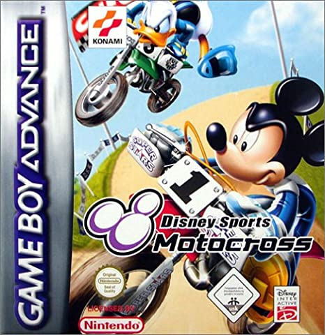 Disney Sports Motocross