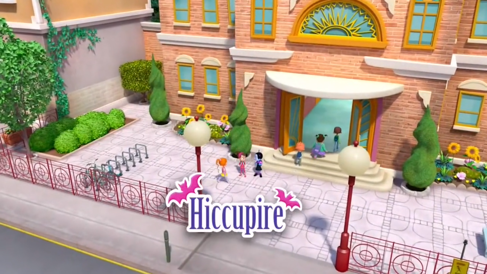 Hiccupire